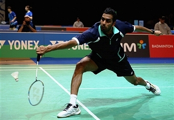Rajiv Ouseph will be taking part in the English National Championships which will be sponsored by Yonex ©Getty Images