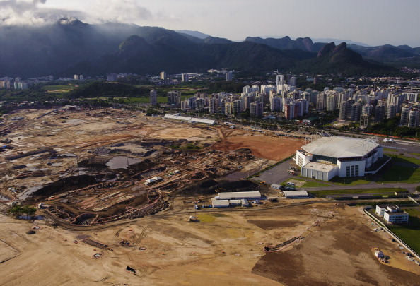 The Brazilian Government has announced that 5.6 billion reais will be spent on infrastructure projects for Rio 2016 that the figure will probably raise ©Getty Images