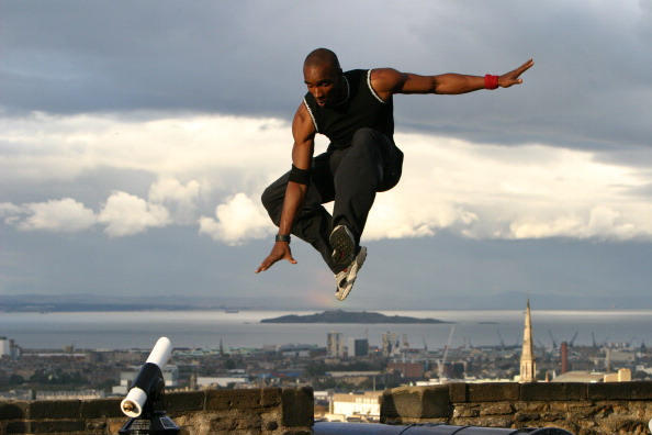 Sébastien Foucan, the pioneer behind freerunning, is set to give a demonstration of his skills alongide The Youth Club at this year's SportAccord International Convention ©UIG/Getty Images