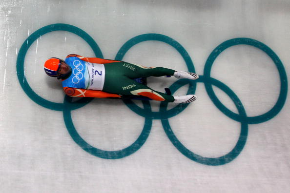 Shiva Keshavan is furious about not being able to compete under the Indian flag at the Sochi 2014 Winter Olympics ©Getty Images