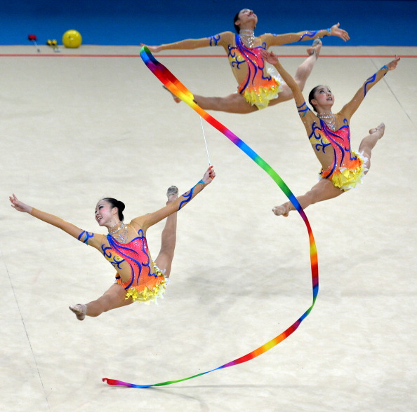 Six Rhythmic Gymnastics Technical Committee members have lodged an appeal with the CAS ©AFP/Getty Images
