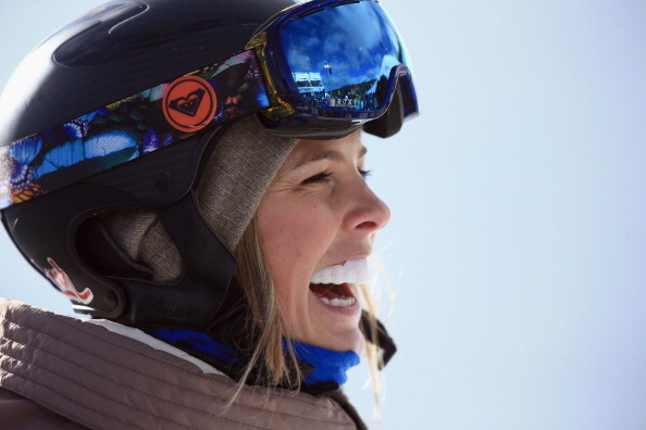Vancouver 2010 halfpipe snowboard champion Torah Bright has been among those most opposed to the social media ban ©Getty Images