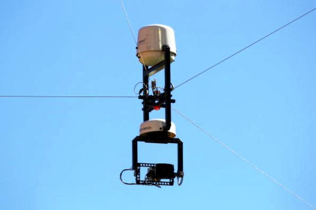 Spidercams will be used at Sochi 2014 to allow viewers to get closer to the action ©Getty Images