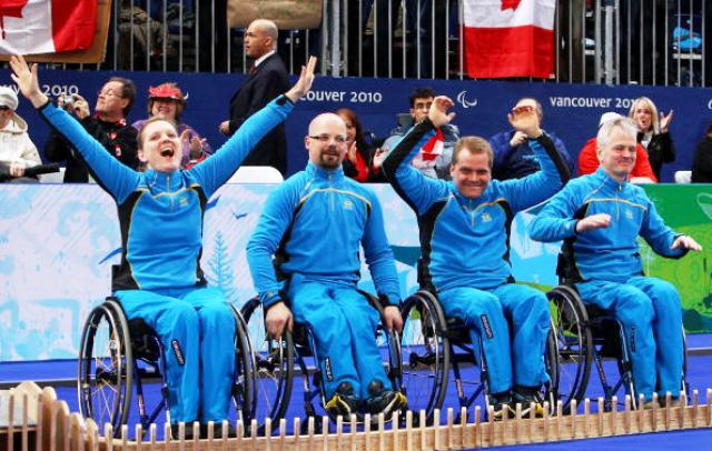 Sweden will be looking to celebrate Paralympic gold this time around in Sochi ©Bongarts/Getty Images