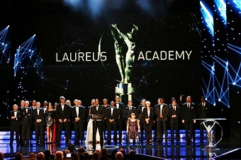The 2013 Laureus World Sports Awards took place in Rio but this year's event has been cancelled in the Brazilian city ©Getty Images