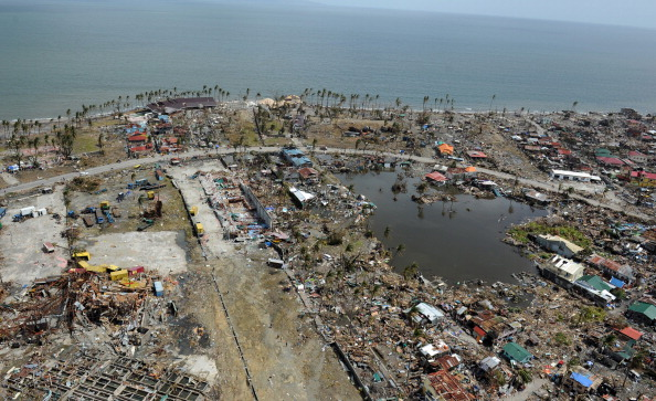 The General Assembly will take place only two months after the devastation of Typhoon Haiyan in the Philippines ©AFP/Getty Images