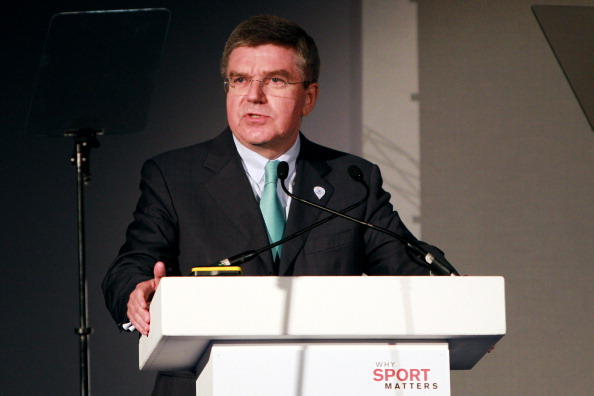 The IOC and President Thomas Bach have played down security fears ahead of Sochi 2014