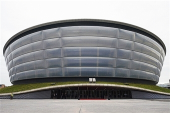 The SSE Hydro Arena will now play host to the finals of the netball competition at Glasgow 2014 ©Getty Images