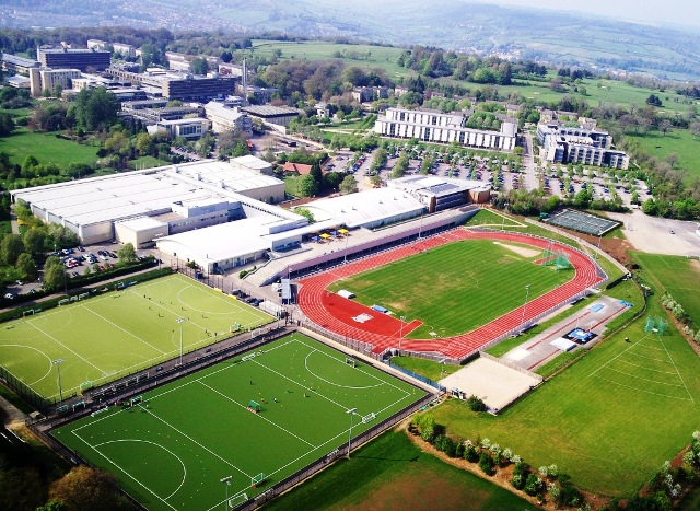 The University of Bath will play host to the 2015 Modern Pentathlon European Championships ©University of Bath