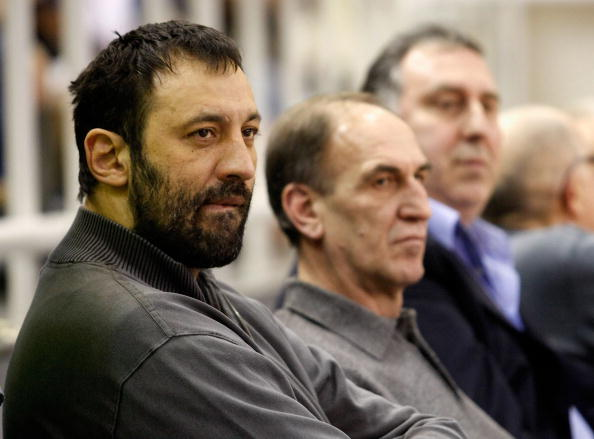 The father of Vlade Divac, President of the Serbian Olympic Committee, has died in a car crash aged 77 ©EB/Getty Images