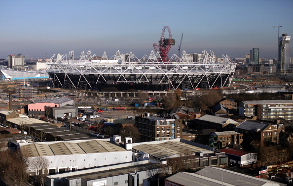 The new 'Olympicopolis' will be situated between the Olympic Stadium and Stratford station and could bring up to 10,000 jobs to Londoners accoriding to Boris Johnson ©Getty Images