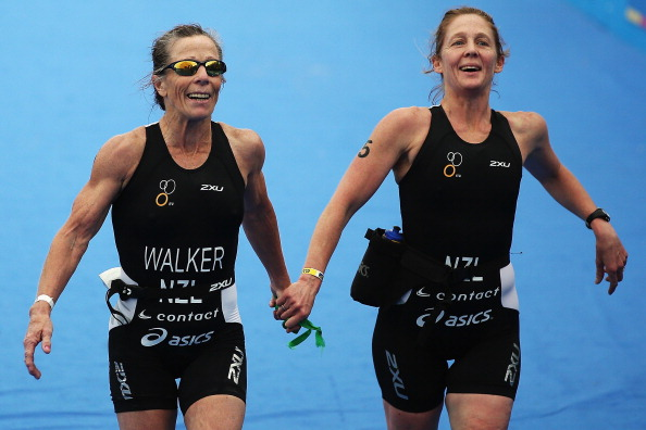 The potential sports will be hoping to follow in the footsteps of the Para-triathlon competition to be held at Rio 2016 ©Getty Images