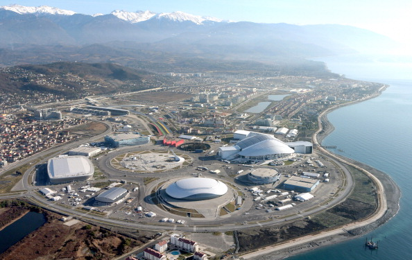 The transport plans for Sochi 2014 have been revealed ahead of Sochi 2014 ©Asahi Shimbun/Getty Images