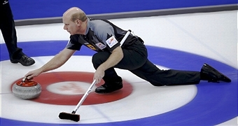 The world's top male curlers will descend on Halifax in 2015 for the World Men's Curling Championships ©Getty Images