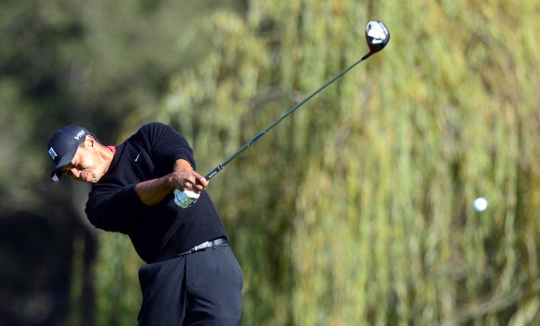 Tiger Woods has continued his reign as the world's highest earning golfer ©AFP/Getty Images