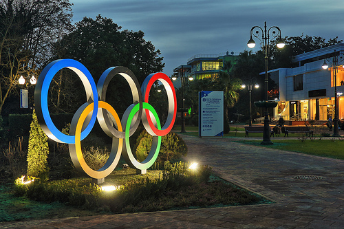 Tim Stevenson will attend Sochi 2014 to lobby for changes to the Olympic Charter ©Sochi 2014