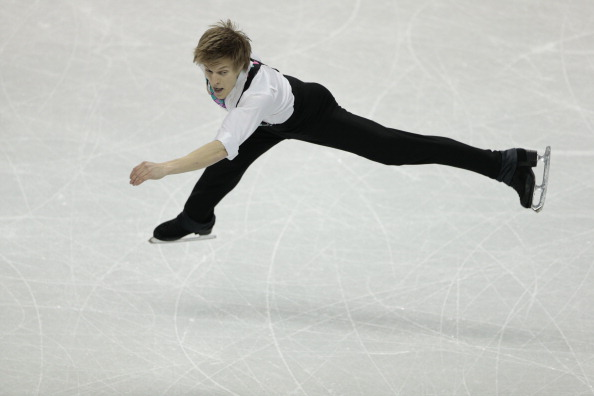 Tomáš Verner has been named on the Czech Republic team heading to the Sochi 2014 Winter Olympics ©AFP/Getty Images