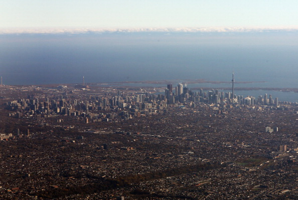 Toronto has twice bid to host the Summer Olympic and Paralympic Games ýGetty Images