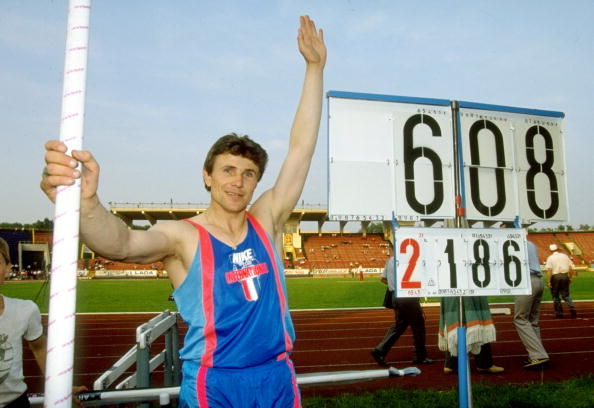 Ukrainian athletes have long thrived in summer sports, including in Sergey Bubka's very own discipline of the pole vault, but it is hoped that Lviv 2022 would enable winter improvements as well ©Getty Images