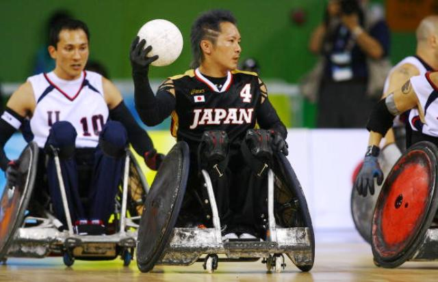 Wheelchair rugby is one of four sports added to the Asian Para Games programme for Incheon 2014 ©Getty Images