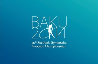 The blue of the Baku 2014 logo represents the sea, say organisers ©Azerbaijan Gymnastics Federation