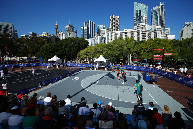 FIBA still hope that 3x3 basketball will be added to the Olympic programme for Rio 2016 ©FIBA