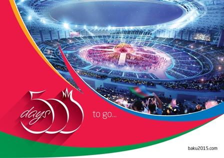 Organisers of the Baku 2015 European Games say construction remains on target at the venues ©Baku 2015