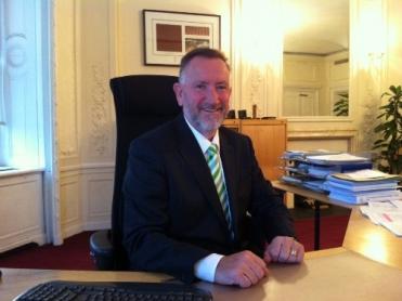 Mike Hooper CGF