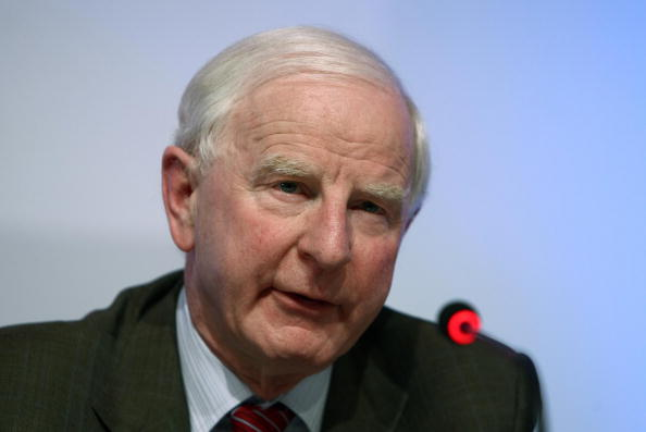 European Olympic Committees President Patrick Hickey said the agreement was part of a 'very important and productive day' ©AFP/Getty Images
