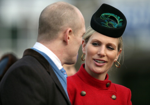 Zara Phillips and her husband Mike Tindall have welcomed a baby daughter into the world today ©Getty Images