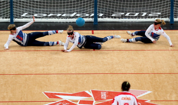 Mike Reilly, Goalball UK chief executive, has expressed his disappointment at UK Sport's decision to cut the sport's funding ©Getty Images