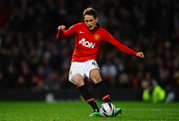 Adnan Januzaj may soon have to make up his mind between as many as six countries that he might eventually qualify to play for ©Getty Images