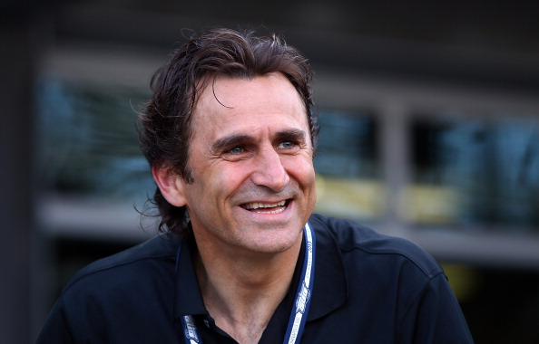 Alex Zanardi is to make a return to motor racing on the same track where he won two Paralympic golds at London 2012 ©Getty Images