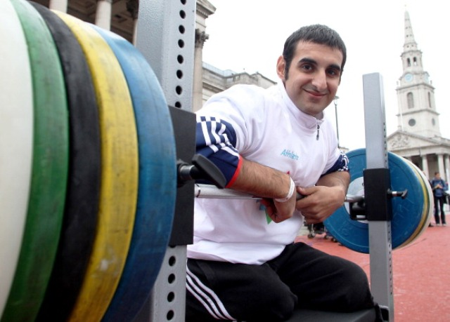 Ali Jawad continues to show why he is among the favourites for gold at the upcoming IPC Powerlifting World Championships ©Getty Images