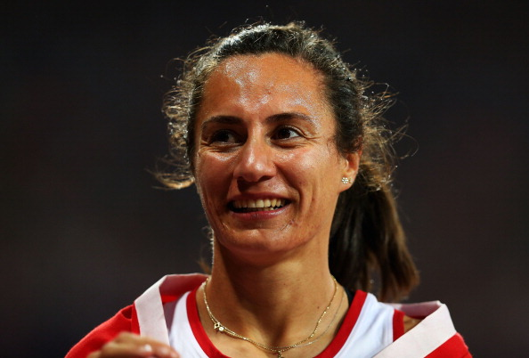 Asli Çakır Alptekin faces a lifetime ban from athletics after the IAAF decided to appeal against the decision by Turkey to clear her of doping ©Getty Images