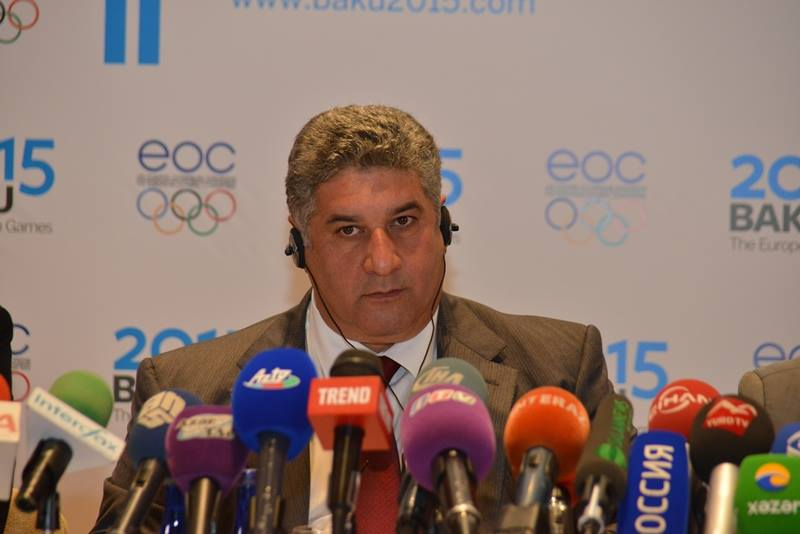 Baku 2015 chief executive Azad Rahimov is among the latest names to be announced for the SportAccord International Convention ©Baku 2015