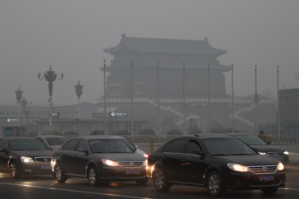 Beijing 2022 would provide an impetus for reducing smog in the capital, it is claimed ©ChinaFotoPress/Getty Images