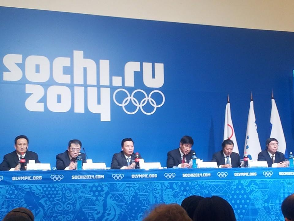 The Beijing 2022 team insist that there is strong public support behind their bid ©ITG