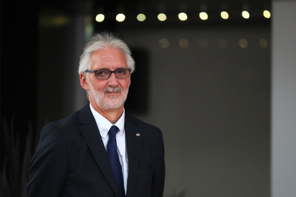 Brian Cookson is among the confirmed speakers for the 2014 SportAccord International Convention ©Getty Images