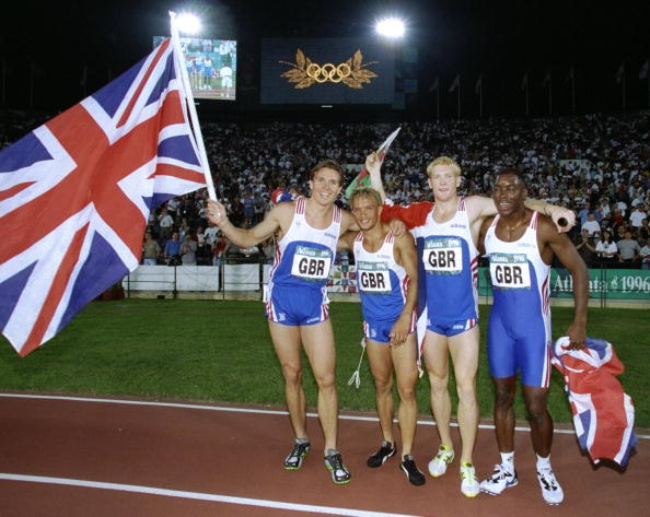 Britain finished 36th in the Olympic medals table at the Atlanta 1996 Games ©Getty Images