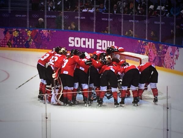 Canada will not need much in the way of a team talk to inspire them in a gold medal match with the US