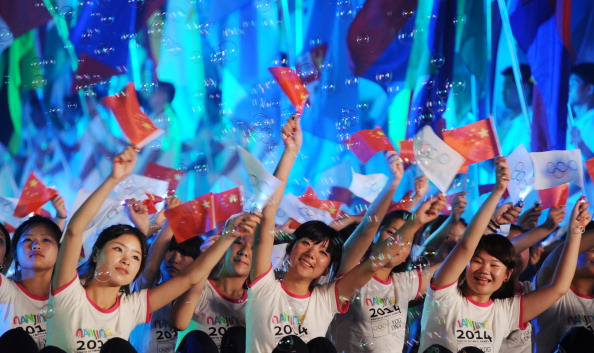 Yang Weize suggested that support throughout China is high for Nanjing 2014, and would also be for Beijing 2022 ©Getty Images