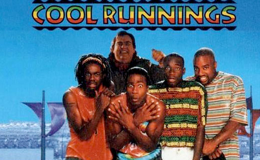 The 1993 film Cool Runnings helped cement the legend of the Jamaican bobsleigh team. Are the Sochi 2014 team hoping to star in a remake? ©Walt Disney Pictures