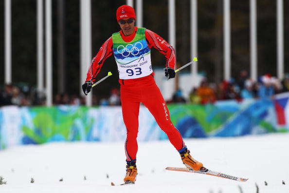 Dachhiri Sherpa first put on a pair of skis at 33 years old ©Getty Images