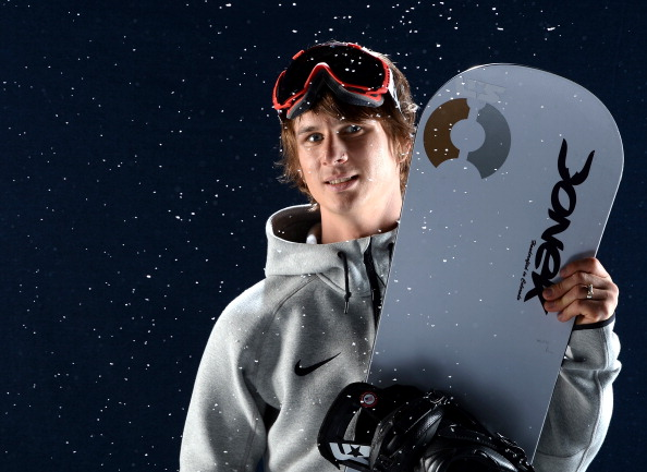 Evan Strong is among the 40 snowboarders heading to La Molina for the IPCAS Snowboard World Cup Finals ©Getty Images