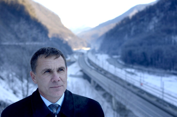 Evgeny Vitishko was handed a three year sentence in a penal colony earlier this week ©AFP/Getty Images