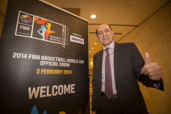 Finland, Brazil, Greece and Turkey have been given wilcards for the 2014 FIBA Basketball World Cup ©Getty Images