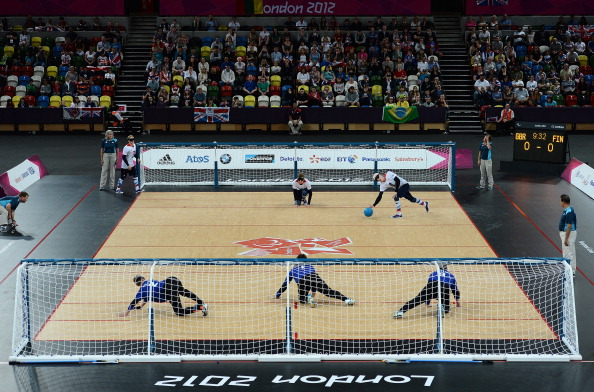 Goalball UK has said it will appeal UK Sport's decision to withdraw its Olympic funding ©Getty Images
