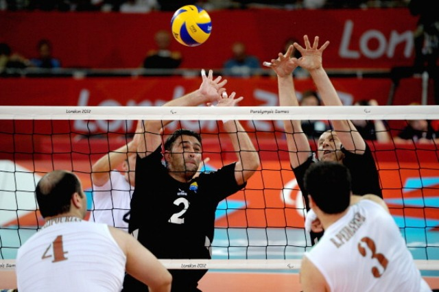 Iran and Bosnia and Herzegovina have been the dominant forces in men's sitting volleyball winning seven Paralympic titles between them ©Getty Images