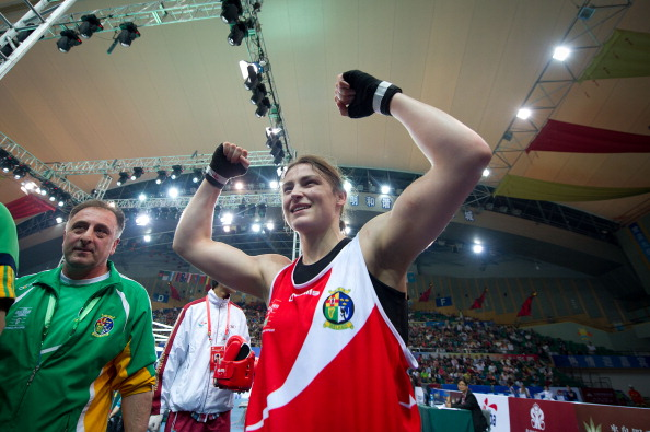 Ireland's 60kg Olympic champion Katie Taylor will be looking to win her fifth consecutive World Championship title when the tournament gets underway in November ©Getty Images